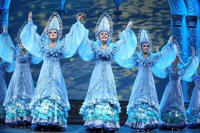 Moscow State Theatre of Folklore - OperaAndBallet com